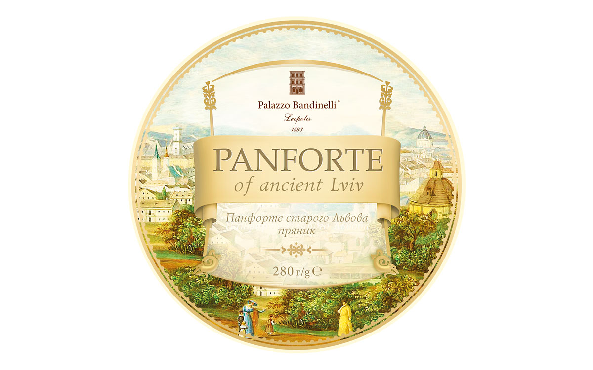 Інгуз | Panforte of ancient Lviv
